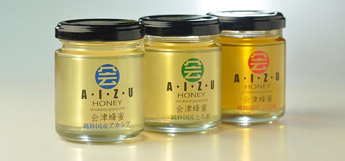 会津の蜂蜜