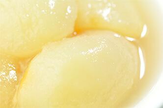 自然で完熟した味わいの桃「暁」