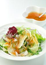 サラダ人参ドレッシング