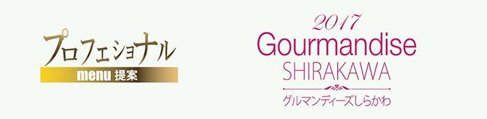 2017 グルマンディーズSHIRAKAWA