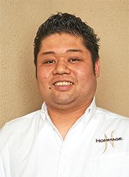 オーナーシェフ 荒井 昇 氏