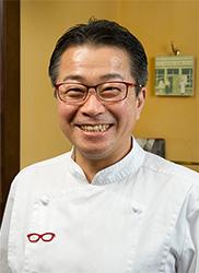 オーナーシェフ 中野 寿雄 氏