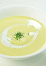 紅はるかスープ