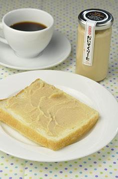 もちろんトーストにぴったり!!美味しいです!