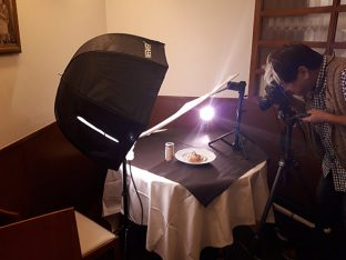 料理撮影のプロカメラカン坂上さんに撮影いただきました。